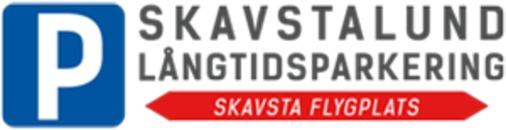 Skavstalund Långtidsparkering logo