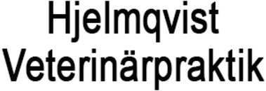 Hjelmqvist Veterinärpraktik logo