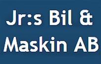Jr:s Bil & Maskin AB logo