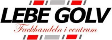 Lebe-Golv AB logo