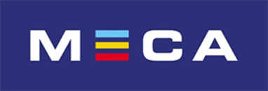 MECA (Levanger Bilelektro AS) logo