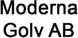 Moderna Golv AB logo