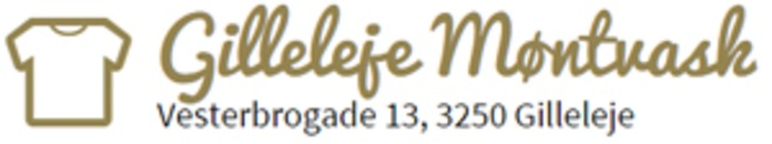 Gilleleje Møntvask logo