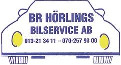 BR Hörlings Bilservice AB logo