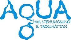 Aqua Hår logo