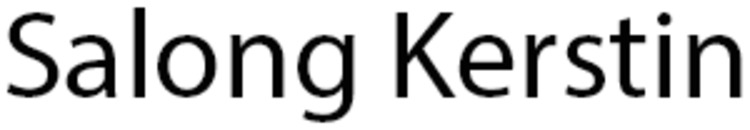 Salong Kerstin logo