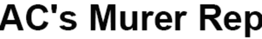 AC's Murer Rep logo