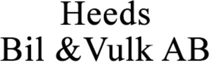 Heeds Bil Och Vulk AB logo