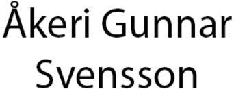 Svensson, Gunnar Lennart logo