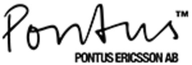Pontus Ericsson AB logo