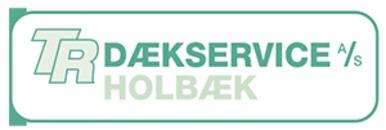 TR Dækservice A/S logo