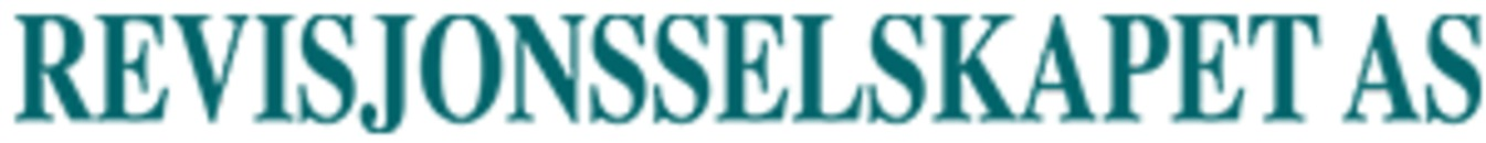 Revisjonsselskapet AS logo