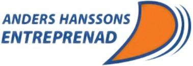 Anders Hanssons Entreprenad logo