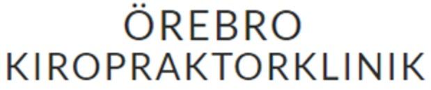 Örebro Kiropraktorklinik logo