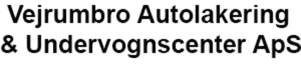 Vejrumbro Autolakering & Undervognscenter ApS logo