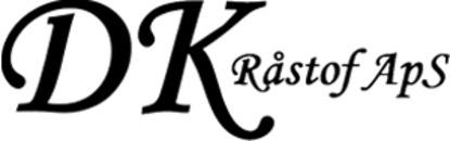 DK Råstof ApS logo