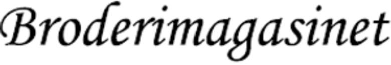Broderimagasinet logo