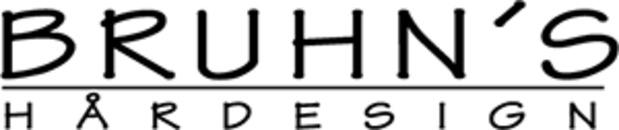 Bruhn's Hårdesign logo