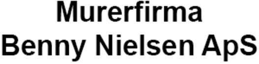 Murerfirma Benny Nielsen ApS logo