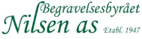 Begravelsesbyrå Nilsen AS logo