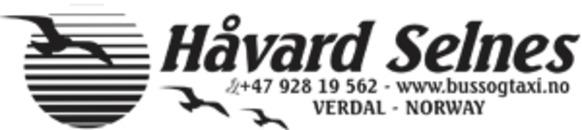 Håvar Selnes Buss og Taxi logo