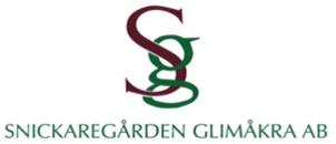 Snickaregården Glimåkra AB logo