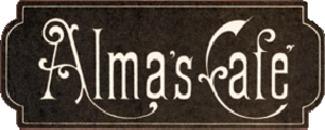 Almas Café logo