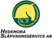 Hedemora Släpvagnsservice AB logo