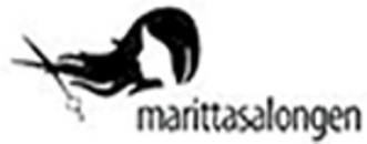 Maritta-Salongen logo