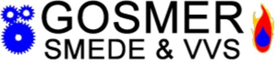 Gosmer Smede og VVS ApS logo