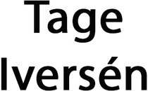 Tage Iversén logo