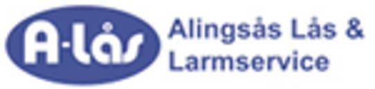 Alingsås Lås & Larmservice, A-Lås logo