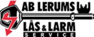 Lerums Lås & Larmservice AB logo