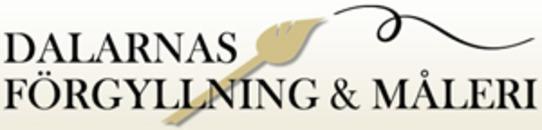 DALARNAS Förgyllning & Måleri logo