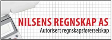 Nilsens Regnskap AS logo