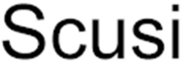 Scusi logo