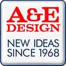 A & E Design AB logo