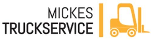 Mickes Truckservice AB logo