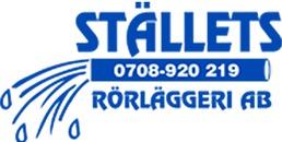 Ställets Rörläggeri AB logo