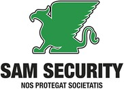 SAM Security AB logo