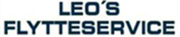 Leos Flytteservice logo