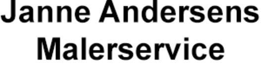 Janne Andersens Malerservice logo