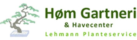 Høm Gartneri & Havecenter logo