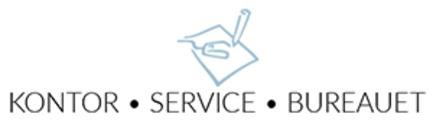 Kontor Service Bureauet logo