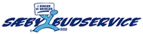 Sæby Budservice logo