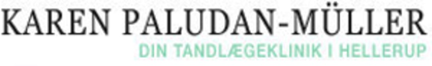 Tandlæge Karen Paludan-Müller logo