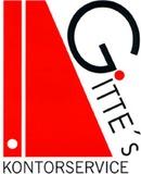Gitte's Kontorservice logo