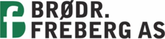 Brødrene Freberg Maskinforretning A/S logo