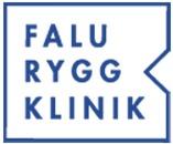 Falu Ryggklinik, AB logo