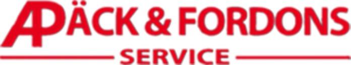 AP Däckservice logo